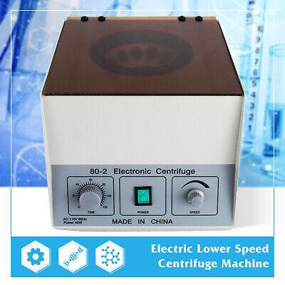 4000rpm Desktop 80-2 Electric Centrifuge Laboratory Medical Practice With Timer