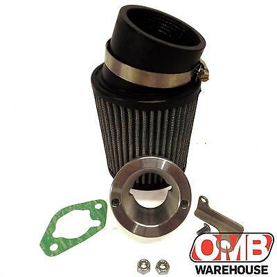 Predator 390cc 420cc - GX390 High Performance Air Filter Intake Kit Go Kart