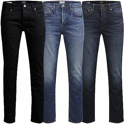 Jack & Jones Assorted Tim Original Slim Fit Denim Jeans - 28-36W/30-34L