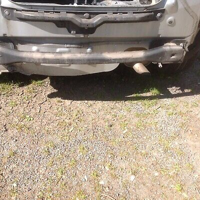 Ford Fiesta Mk7 Rear Bumper Reinforcement Bar 2009/2017 Models Good Condition