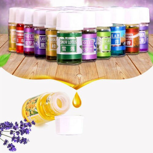 Different Scent Essential Oil Home Fragrance Set For Diffuse