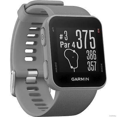 Garmin Approach S10 Golf Watch - Wrist - Odometer - Calendar, 010-02028-01