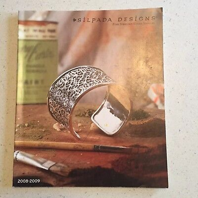 Silpada Designs 2008-2009 Catalog & 2009 Sterling Additions Silver Jewelry