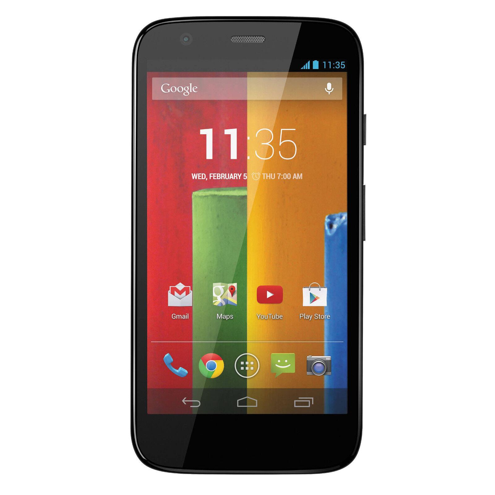 MOTOROLA MOTO G XT-1032 8GB / 16GB - Unlocked - MULTI LISTING! - Smartphone