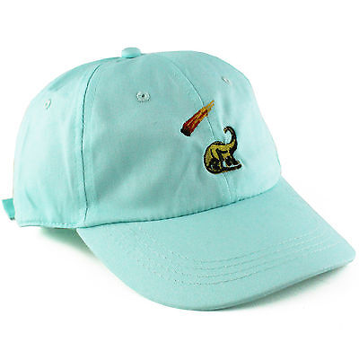 Agora End 6 Panel Dad Hat Cap only belief nyc gosha Pastel 5 NEW