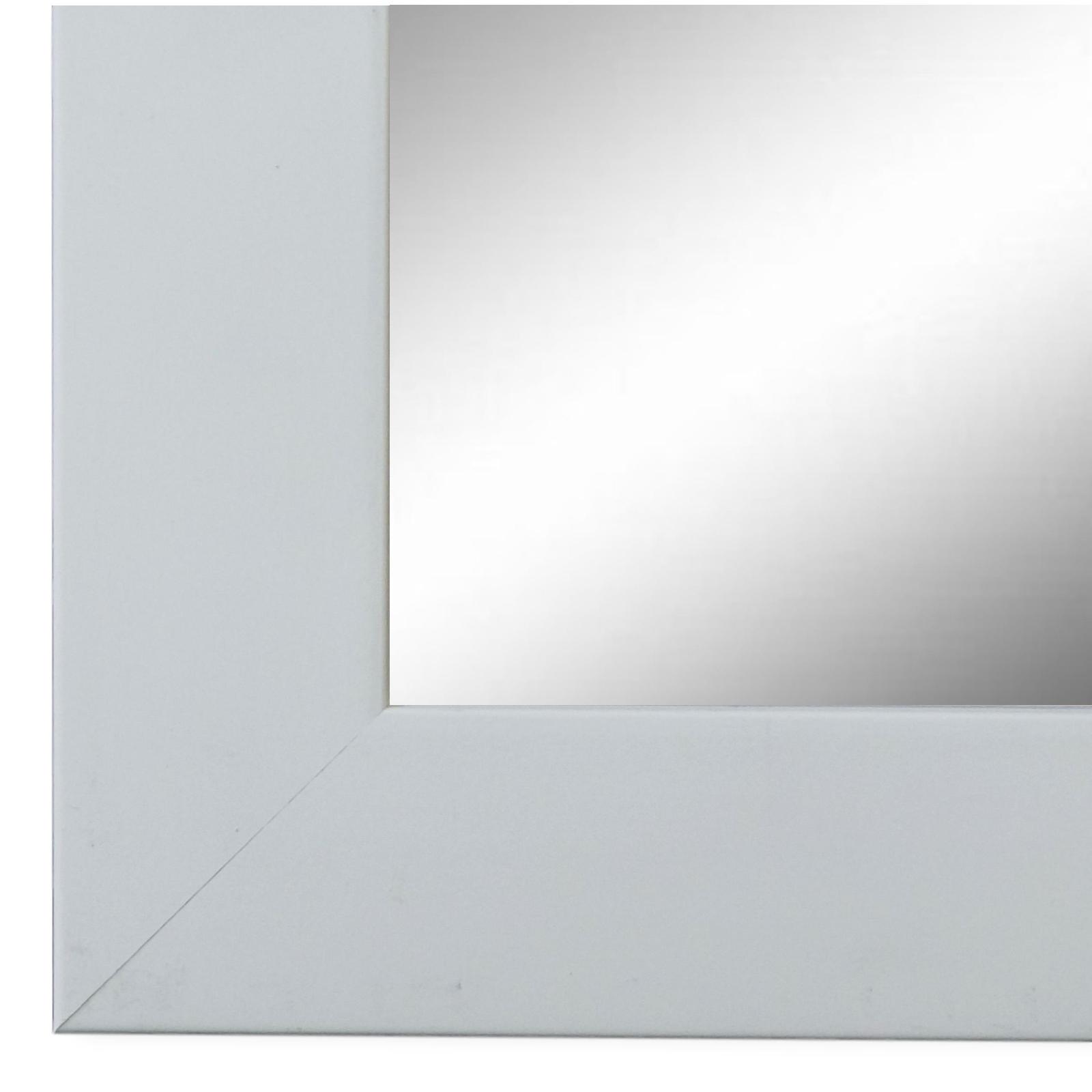 Spiegel Wandspiegel Flur Bad Weiss Modern Holz Florenz 4,0 - NEU