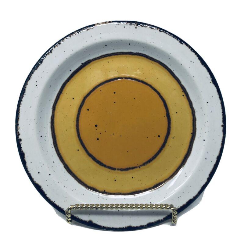 Vintage Stonehenge Midwinter Sun 1 Salad Plate Mid Century Excellent Condition