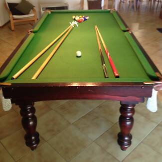 Billiard/Pool Table Goolwa Beach Alexandrina Area Preview