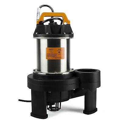 "Aquascape 20006 AquascapePRO 10,000 Submersible Pump for Ponds w/ 3"" discharge"