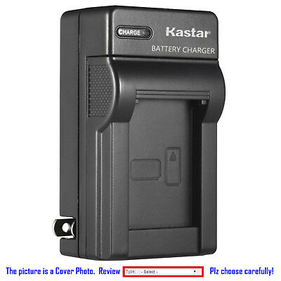 Kastar Battery Wall Charger for Canon BP-511 BP-511A & Optura Xi PowerShot G1
