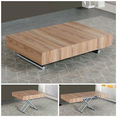 Tavolo Trasformabile Tavolino Saliscendi tavolo Salva spazio tavolo alzabile