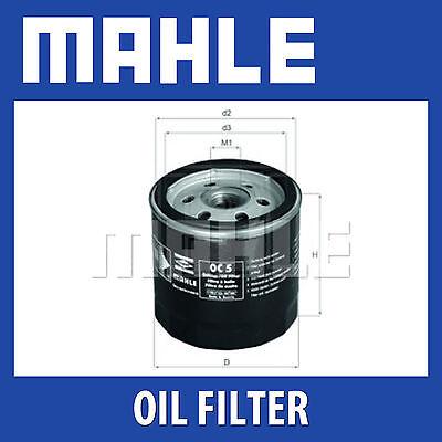 Mahle Oil Filter OC5 - Fits Talbot - Genuine Part