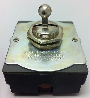 Cutler Hammer Oil-tight Reversing Switch 7815k3 -new