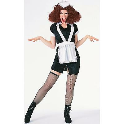 The Rocky Horror Picture Show - Adult Magenta Costume (Rocky Horror Show Costume)