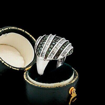 Antique Vintage Art Deco Retro Style 14k Gold Diamond Engagement Ring Size 6.75