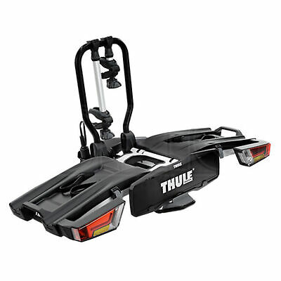 Thule Easyfold XT 2 Mounted Bike Carrier (933300) - with 13 Pin...