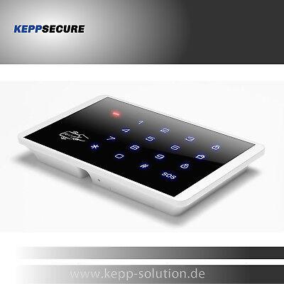 Funk RFID Türcodeschloss inkl. 2 RFID-Karten, passend für Modell W2 & W20 & 4G