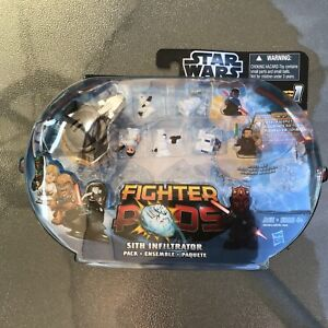 Star Wars fighter pods new/neuf