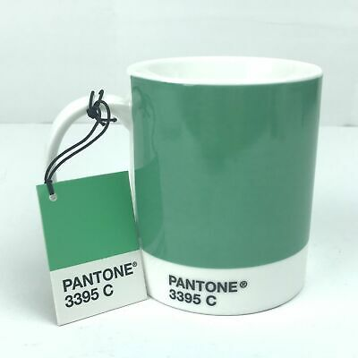 Pantone Coffee Mug - 3395 C - Green Tree Frog - Factory Second