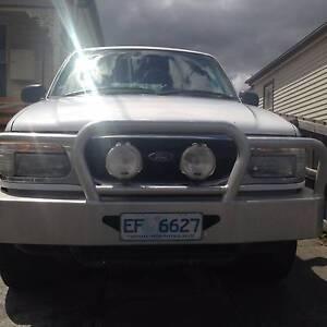 1998 Ford Explorer Wagon Hobart CBD Hobart City Preview