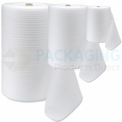 750mm x 50M Roll Of FOAM WRAP Underlay Packing