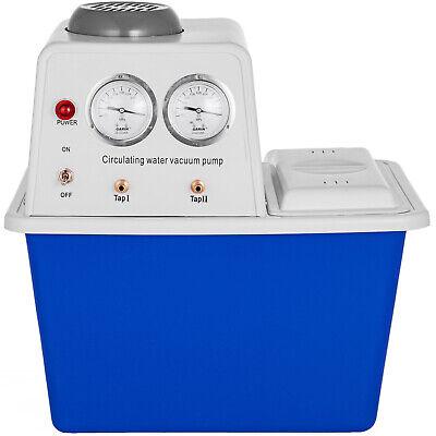 Circulating Water Vacuum Pump Air 15l Max. 0.098mpa Noise 50db Flow 60lmin Usa