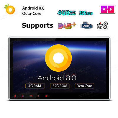 Android 8.0 Double 2Din 10.1