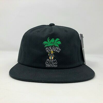 Beach Bum The Hundreds Strapback Hat - Bum Hats