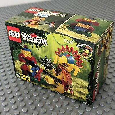 LEGO Vintage System 5906 Ruler Of The JungIe Pirates Island Warriors New Sealed