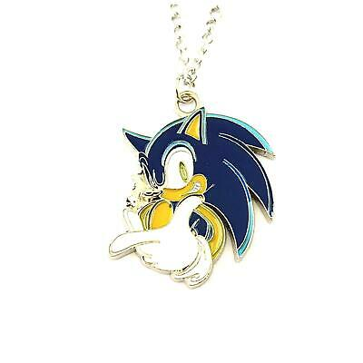Sonic Fashion Novelty Pendant Necklace Console Game Series