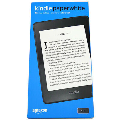 """NEW Amazon Kindle Paperwhite 6"""" eBook Reader (10th Gen) 32GB Wi-Fi with Offers"""