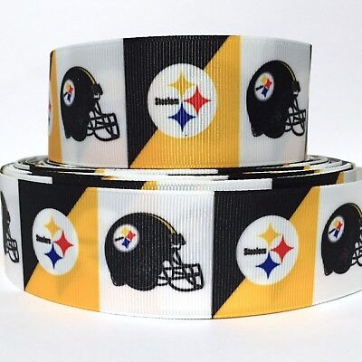 Football Decoration (GROSGRAIN RIBBON 7/8