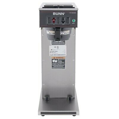 Bunn Cwt15-aps Airpot Brewer With Black Plastic Funnel And No Hot Water Faucet