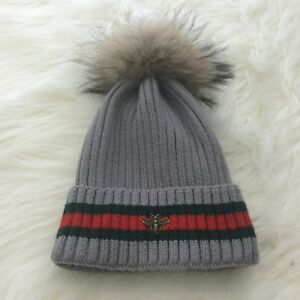 Gucci kids knitted beanie  0866ca878a3