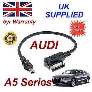 For AUDI A5 AMI MMI 4F0051510H MP3 PHONE MINI USB Audio Cable