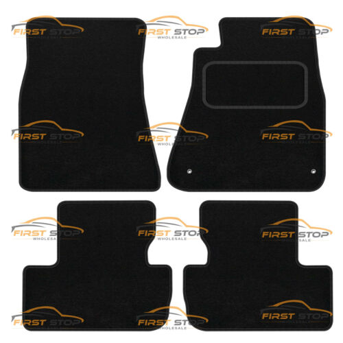LEXUS IS250 - IS220 2005-2013 FULLY TAILORED CLASSIC CAR FLOOR MATS BLACK