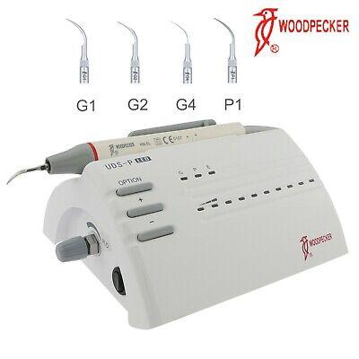 Woodpecker Dental Ultrasonic Scaler Handpiece Hw-5l Uds-p Led P1 G1 G2 G4 Ems