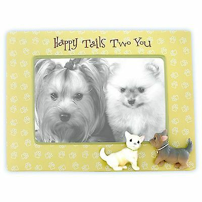 Precious Moments Dog Frame Happy Tails Two You