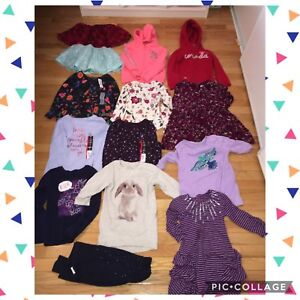 Girls 5/6 clothing lot 5t 6t