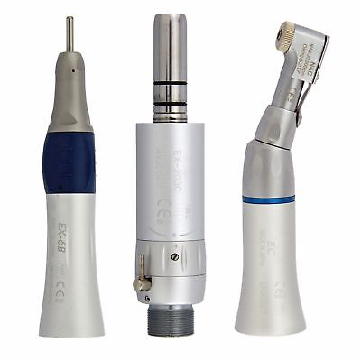 Dental Low Slow Speed Contra Angle Straight Air Motor Handpiece Ex203c