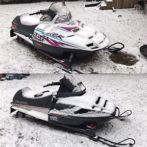 POLARIS SNOWMOBILES FOR SALE