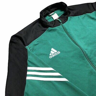 Adidas Zip Jacket Vintage 80s Street Wear Sportswear Retro Tracksuit Originals