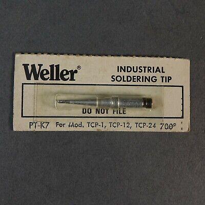 Weller - Pt-k7 - Pt Series Tips For Tcp Irons Bit - Long Tip Round