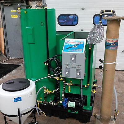 U.s. Freedom Bio Fuelsllc Commercial Biodiesel Processor W Dry Wash Technology
