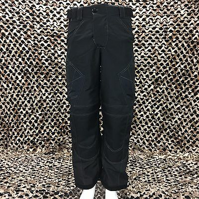 New Valken Fate Exo Paintball Pants - Black - Large