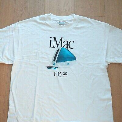"Apple Vintage ""Bondi Blue iMac"" Launch Event T-Shirt"
