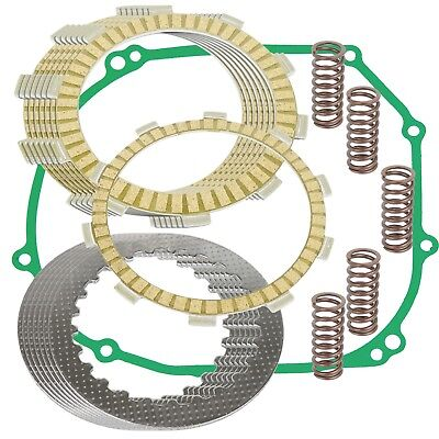 Clutch Friction Plates And Gasket Kit for Honda CBR900RR 1998 1999