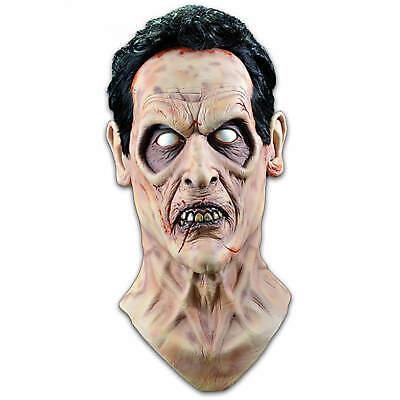 Evil Dead 2 Evil Ash Latex Mask Trick or Treat Studios ()