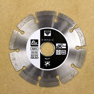 ELU-DEWALT-E53711-125MM-x-22-2MM-DIAMOND-CUTTING-DISC-FOR-5-ANGLE-GRINDERS