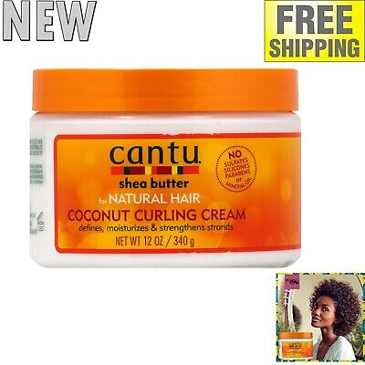 Best Shea Butter Coconut Curling Cream for Natural Hair Moisturizing  12